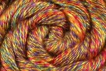 homemade yarn