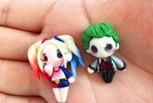 Joker and Harley <3
