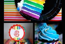 I will have a rainbow party / by Sonia Strickland
