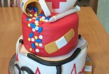 Decorated Cakes / I could never do a cake like any of these but they're there for ideas when I need to get a cake