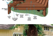 Backyard makeover ideas / by Nicole Fearon-Barringer