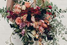 wedding || bouquet