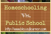 Homeschooling 101 / Here is a summary of all great pins about homeschooling. Please repin 3 others for 3 of your pins and I will repin yours. / by Blessed Learners