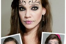 Maquiagem Halloween