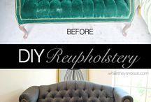 Susan - Reupholstery