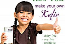 How Yo Make Live Kefir Milk