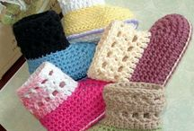Aida - crochet