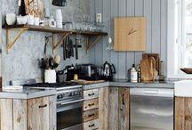 mökki keittiö
