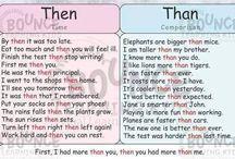 Then & Than