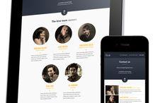 Clean App UI / by Stephen Parsons