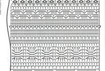 Вязание крючком жилет