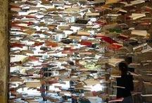 We ♥ Books / Wir lieben Bücher und Lesen. Gibt es etwas Besseres auf der Welt?