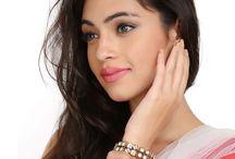 Bracelets / #Kushals #Jewellery #FashionJewellery #IndianJewellery #WeddingAccessories #Bracelets #Kundan