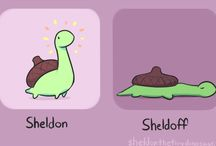 Sheldon the tiny dino