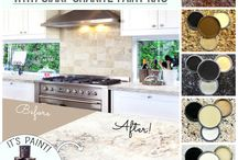 Kitchen counters remodel