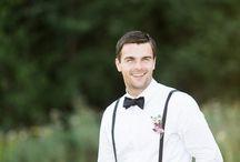 Vestidos de novio // Groom's suit