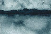 Loose Landscapes - Watercolour
