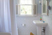 my kids bathroom / by Elizabeth Todd