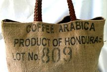 Things to make with coffee bean sacks