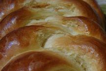 Brioche et pains