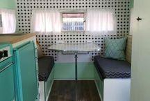Woonwagen interieur