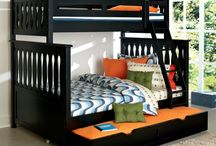 Bunk beds / by Danielle Graves