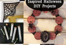 Halloween Decor Ideas / Decorate your house and get it all set for a spooky Halloween.