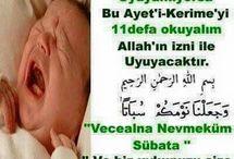 Bebek için dua