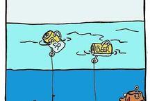 Fishing - Humor / by Winn Grips