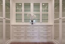 Walk In Closets Of My Dreams / Yes, basically.. In my dream house, I will have a closet just like these.