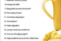 health benefits for bananas