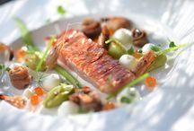 LA TABLE / Restaurant gastronomique du Domaine de Manville par Steve Deconinck.
