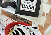 Husband birthday bash