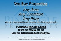 Pinnacle Properties Marketing / Our Services -  Sell Your House, Cash For House, Stop Foreclosure, Problem Property, Buy a House and Houses For Sale.