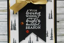 Stampin' Up! 2015 Holiday Catalog / Best holiday catalog ever!  Love the products and amazing ideas!
