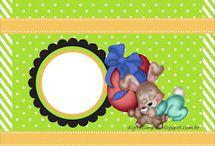 Kit Digital com Caixinhas para a Páscoa / http://digitalsimples.blogspot.com.br/2016/03/kit-free-artes-digitais-feliz-pascoa.html
