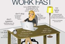 Working It! / Tips for working / by Karen Snyder