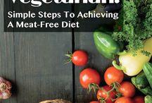 Being Vegetarian / Vegan