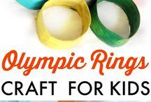 Olympics themed preschool activities