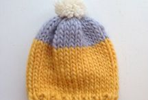 Baby beanies / Warm beanies for little babies