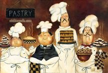 Celebrity Chefs / by DeAnn Madden 💋