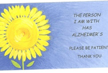 Dementia and Alzheimer's  / by Sylvia