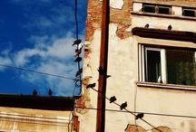 Ombre / Foto di attimi da città invisibili