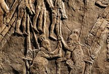 Assyriska reliefer