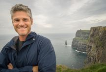 Steven Cox Instagram Photos Selfie at the Cliffs of Moher  #ireland #travel #selfie