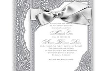 Invitations / by Marie Escue