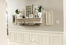 Living Room/Dining Room Ideas / by Melinda Wigley
