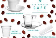 Dia Mundial do Café / Conheça as nossas soluções para Café em http://bit.ly/diacafeeu Copopalhinhas