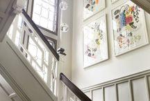 Staircase / by Nicki Woo - The Home Guru / Nicole T. Woodard