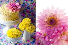 Cake and sugar decorating